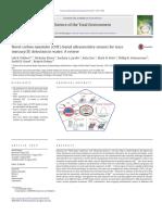 Sensores Ultrasensibles Basados en Nanotubos de Carbono (CNT) Para La Detección de Trazas de Mercurio (II) en El Agua Una Revisión