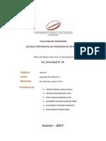 Infrome de Proceso de Modulos(GrupoC)