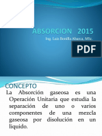 ABSORCION   2015