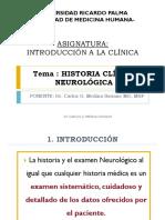 1. HISTORIA CLÍNICA NEUROLÓGICA URP 2015.pptx
