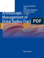 Arthroscopic Management of Distal Radius Fractures