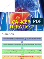 Cancer Hepatico Revision