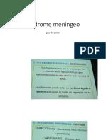 5. Sindrome meningeo