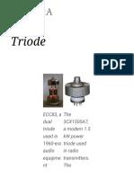 Triode