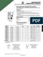 Thermostat Spdt 1687-9