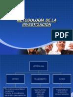 9. Metodologìa de Investigación