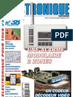 Electronique Et Loisirs 038 - 2002 - Juillet