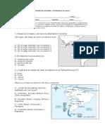 Prueba de Historia y Geografia Mes de Agosto Los Incas (Reparado) (1)