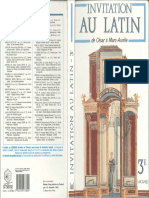 (Invitation au latin) Lambert, Alain_ Gason, Jacques_ Tréziny, Henri-Invitation au latin _ de César à Marc-Aurèle _ 3e et grands commençants-Magnard (1989)