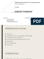 Seminar - Integrated township