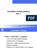 Assembler Basics