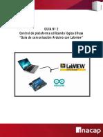 Comunicacion Labview y Arduino