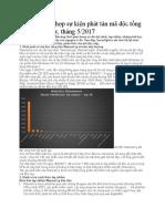 Báo Cáo Tổng Hợp Sự Kiện Phát Tán Mã Độc Tống Tiền WannaCry