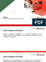 Cálculo - Clase 1 - Unidad 3