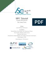 Intro HPC Linux Gent
