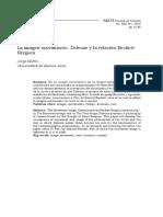 rellacion beckett bergson.pdf