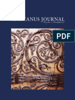 Africanus Journal Vol. 9 No. 2 November 2017