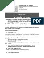 Proces Verbales de l Assemblee Generale Constitutive Du 23 09 2017