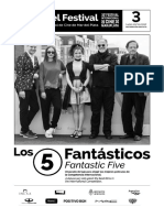 Diario Del Festival Internacional de Cine de Mar Del Plata - #03