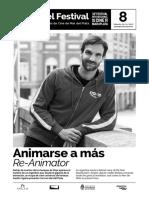 Diario Del Festival Internacional de Cine de Mar Del Plata - #08