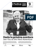Diario Del Festival Internacional de Cine de Mar Del Plata - #09