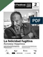 Diario Del Festival Internacional de Cine de Mar Del Plata - #02