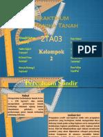 Ppt Mekanika Tanah Kelompok 2(2ta03)