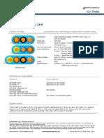 TML Flat Datasheet