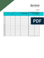 Formato de Registro de Datos g5