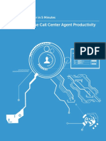 Talkdesk Call Center Productivity