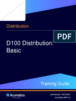 D100-Distribution Basic 6.0