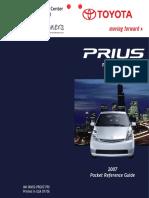 07 Prius PRG
