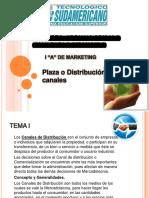 Canales de Distribucion Interna (1)
