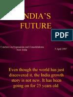 India Sfuture