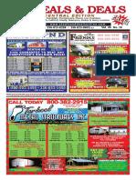 Steals & Deals Central Edition 11-30-17