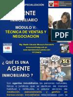 Agenteinmobiliario Tecnicadeventasynegociacion 120610120841 Phpapp02 (1)