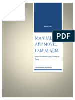 Manual Movil Alarm A