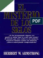 01 El Misterio de Los Siglos (Prelim 1986)