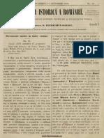Arhiva Istorică a României, 1, nr. 10, 17 octombrie 1864
