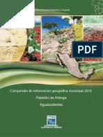 Informción Geográfica de Pabellón de Arteaga