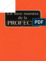 02 Llave Maestra de La Profecia (Prelim 1983)