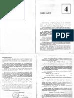 Capítulos 4 y 5