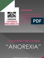 Presentacion Anorexia031 Trabajo