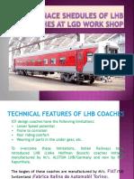 Lhb Maintenance Pratices