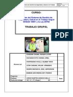 Generacion de Reportes de No Conformidad (Rnc) Trabajo Grupal