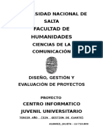 Proyecto. Final