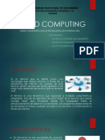 Cloud Computing (1)