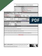 Formulário Venda Empresa