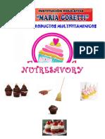 GIGANTOGRAFIA NUTRESAVORY