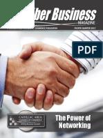Chamber Businesss Magazine 2017 | 4th Quarter